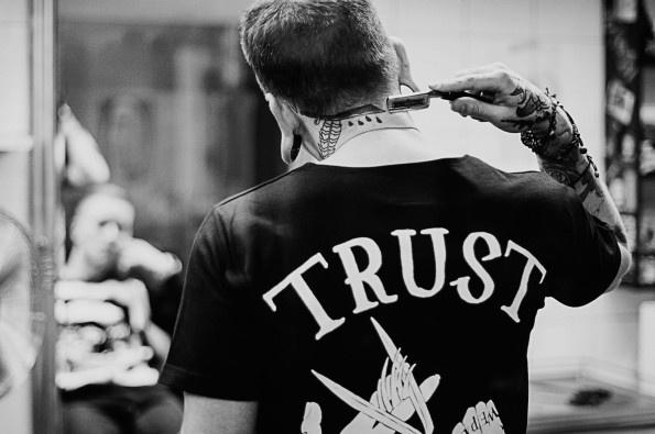 We Peace It 'Trust The Barber'