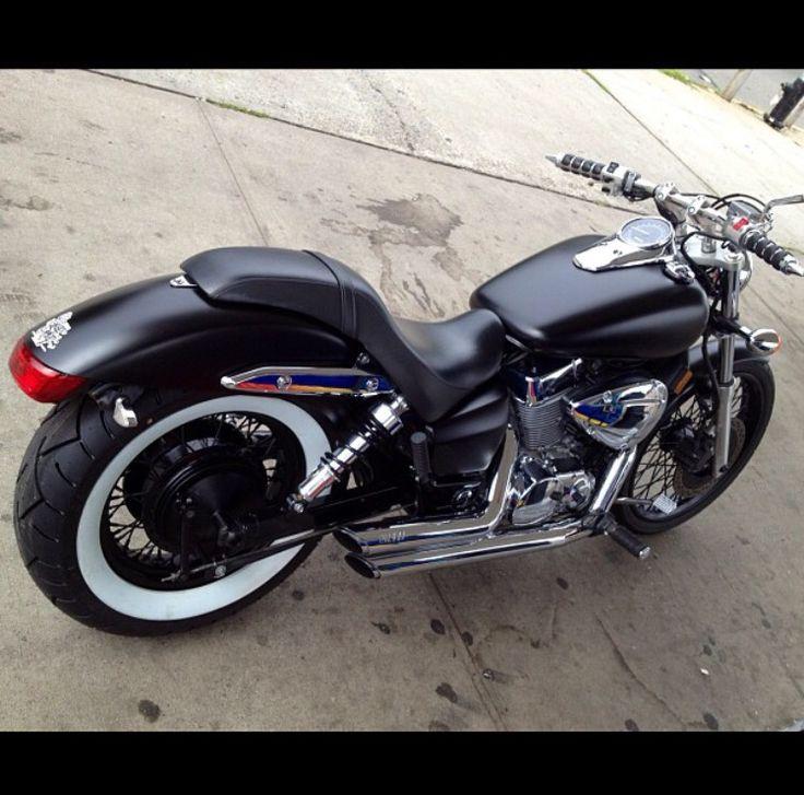 08' Honda Shadow Spirit 750
