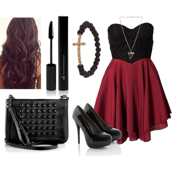 """Homecoming Dance ~Going Stag~"" by paigethedirectioner14 on Polyvore"