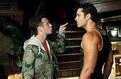 EDDIE KAYE THOMAS & VICTOR WEBSTER DIRTY LOVE (2005) - Stock Photo