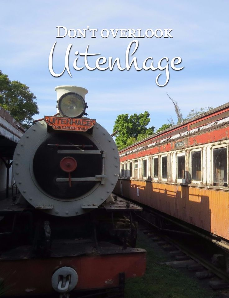 Visit Uitenhage; there's more to Nelson Mandela Bay than just Port Elizabeth.