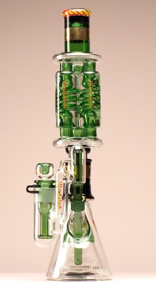 Artist Glass Bongs