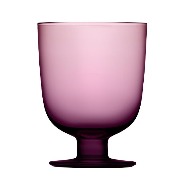 Lempi glass that has a certain medieval quality to it.