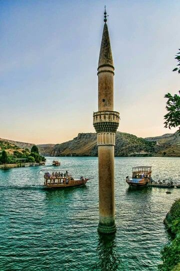 Halfeti/Turkey