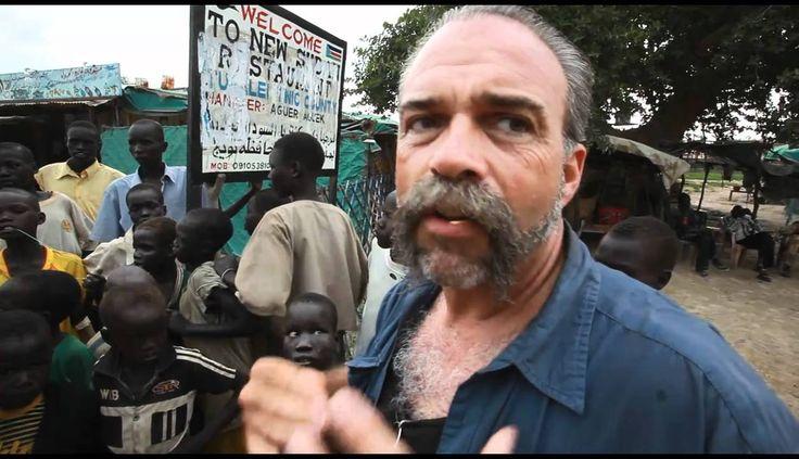 Machine Gun Preacher... Sam Childers... Darfur trip