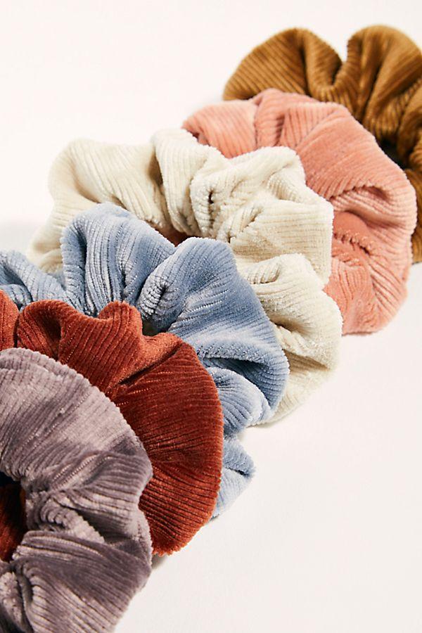 Blanket Soft Scrunchies