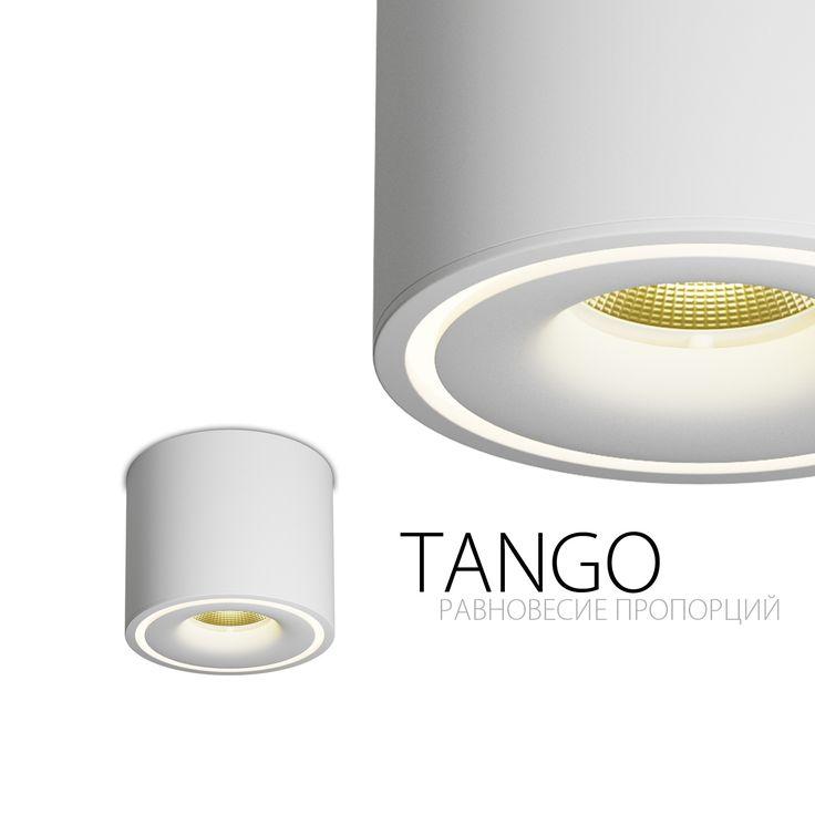 #накладной #потолочный #светильник TANGO