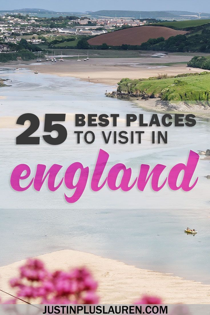 25 Best Places To Visit In England The Most Beautiful Places In