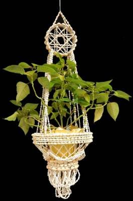 Palawan Plant Basket - Click For Larger View