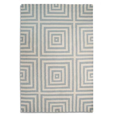 Debenhams Grey wool 'Frankie' rug- at Debenhams.com