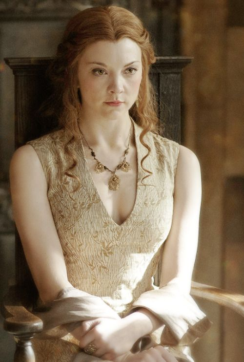 In Honor of Margaery Tyrell. I truly adore this lady, it's just sad that i will never see her again.