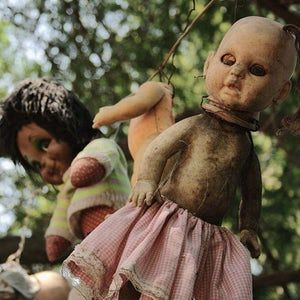 Isla De Las Munecas, Mexico is listed (or ranked) 1 on the list The Creepiest Abandoned Towns and Cities in the World