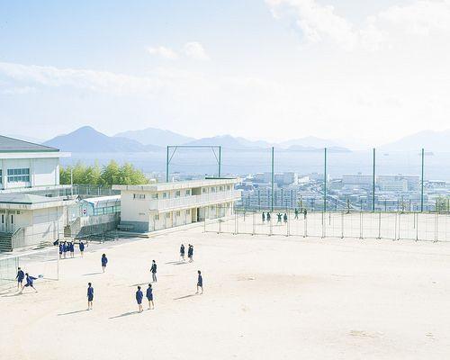 After school by hisaya katagami, via Flickr