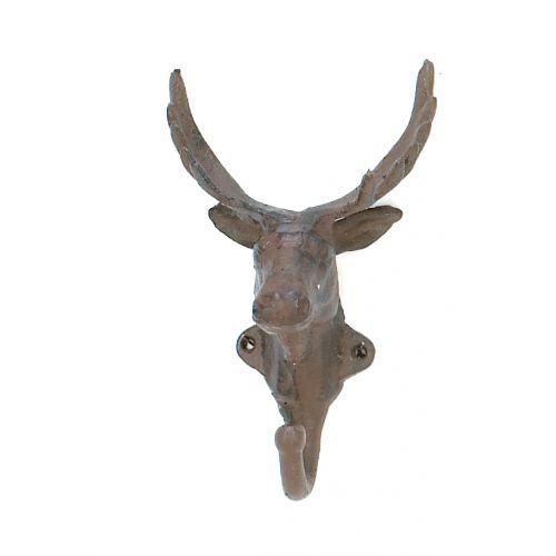 Deer Head Decorative Wall Hook — MUSEUM OUTLETS