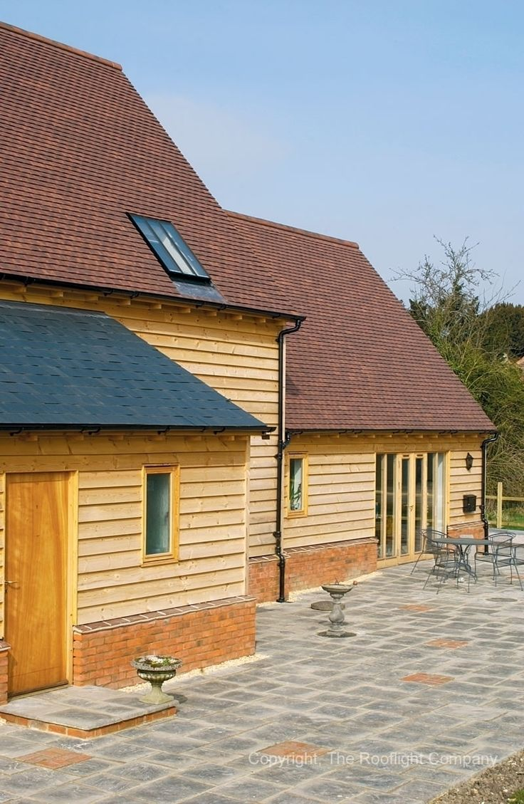 Conservation, Orchard Barn, Oxfordshire