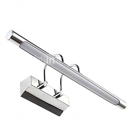 Stainless Steel LED Mirror Lights Acrylic 9W Bathroom Wall Lamps Make-up Lights Cold White/Warm White (Size:57X13.5X15) - GBP £31.67 ! HOT Product! A hot product at an incredible low price is now on sale! Come check it out along with other items like this. Get great discounts, earn Rewards and much more each time you shop with us!