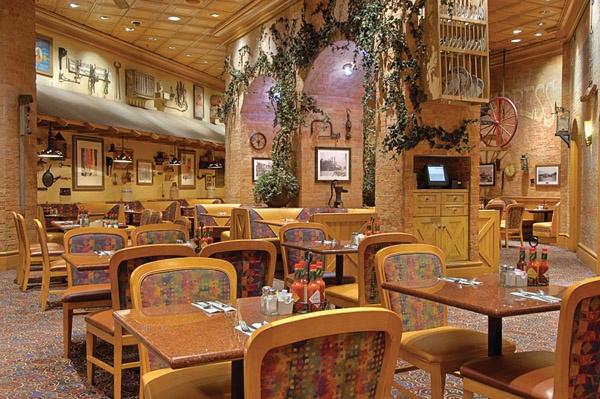 Smoky Joe's Cafe at Sam's Town Hotel & Casino, Shreveport, Louisiana | SamstownShreveport.com