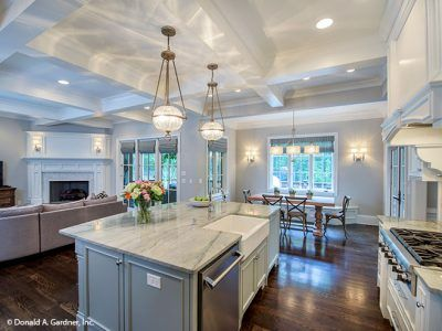 6 of the Top Features in Home Plans for 2015 - HousePlansBlog.DonGardner.com – Home buyers have more options today than ever before but there are a few key features that virtually everyone wants in their home plans. #dreamhomeplans #dreamhouseplans #homeplans