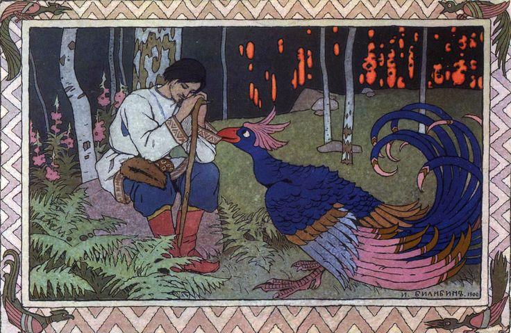 Картинки по запросу иллюстрации билибина