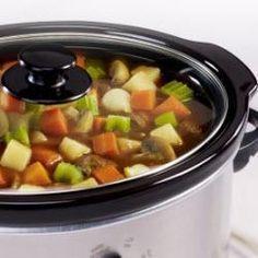 Ragoût de boeuf aux légumes pour mijoteuse Arctic Gardens @ qc.allrecipes.ca