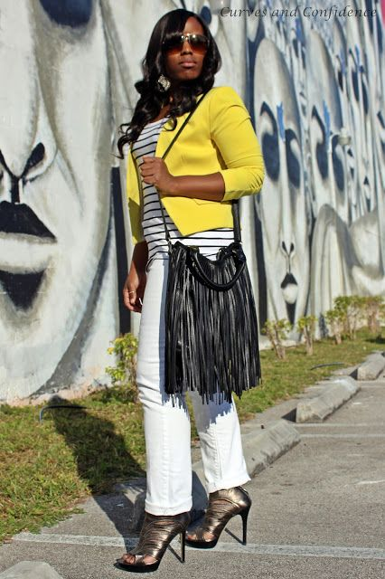 * Blazer – H&M * Tank – H&M * Jeans – Levis Curve ID * Booties – Guess * Purse – H&M * I have wanted a yellow blazer for the LONGEST time, and finally on a recent visit to H&M I found one. This …