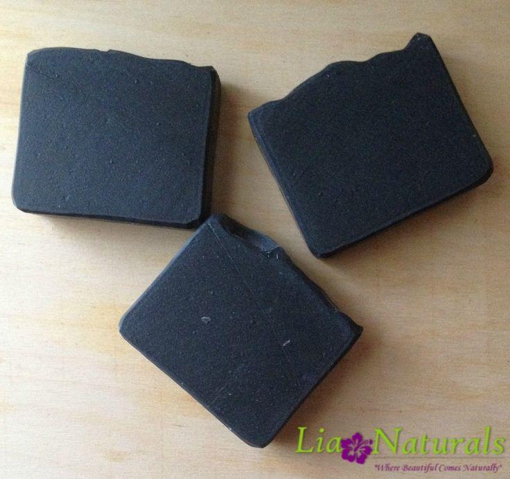 Charcoal Handmade Soap - lianaturals