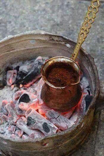 Turkisch kaffe
