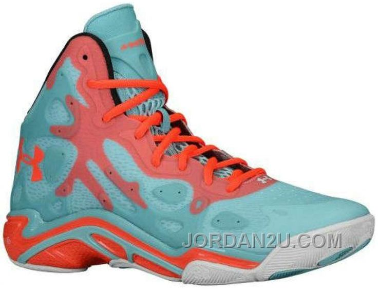 Cheap Under Armour Micro G Anatomix Spawn 2 Wholesale Tobago Blaze Orange White Best B8W43aa