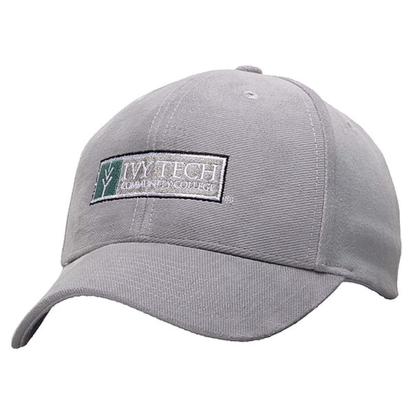 Ivy Tech Community College Elementary Adjustable Hat - Gray - $18.99
