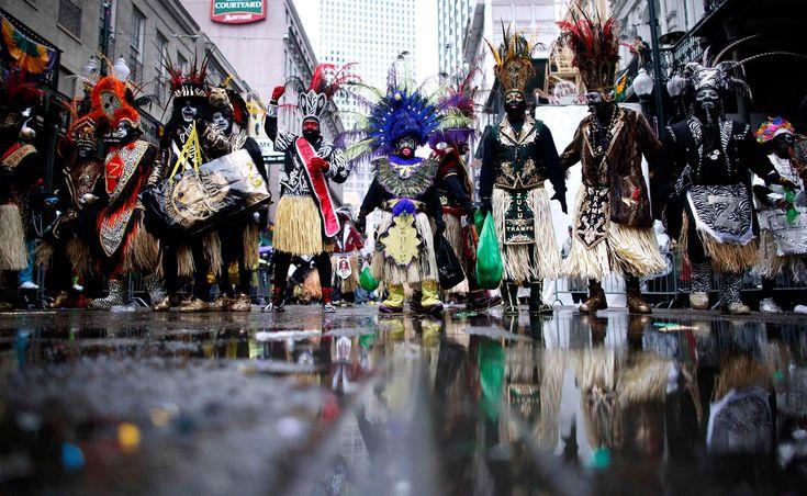 Krewe of Zulu, Mardi Gras