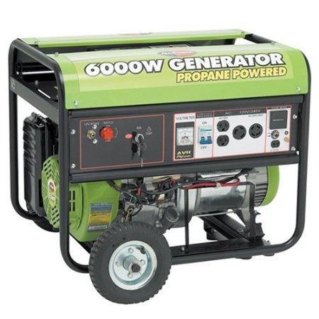 Propane generator.