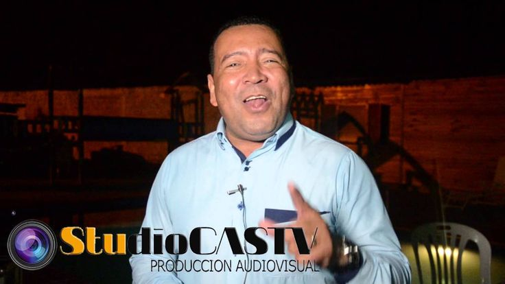 ENALDO BARRERA  DIOMEDITO   Saludo a  StudioCASTV