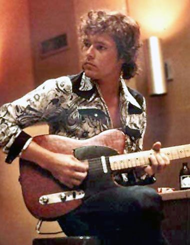 James Griffin (August 10, 1943 - January 11, 2005) American guitarist (o.a. for the band Bread).