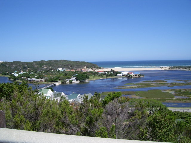 I've been living in Great Brak River since 2005. A lovely quaint little town halfway between George and Mossel Bay.
