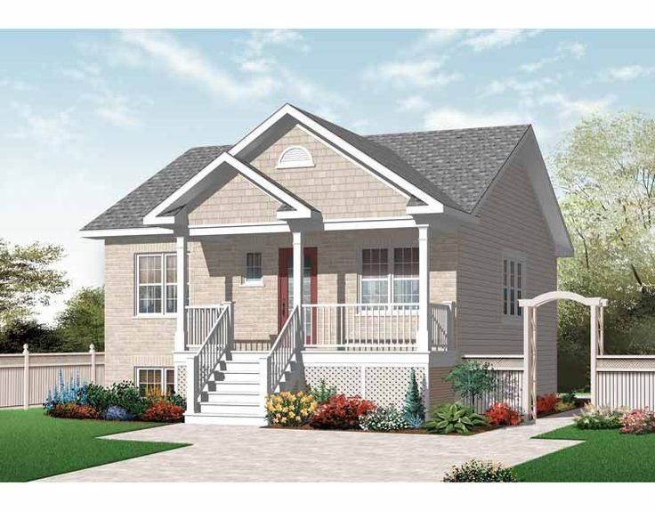 843 best House plans images on Pinterest | Small house plans ...