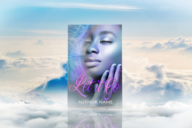 Let It Go- Print  Predesigned book cover www.dropdeaddesigns.com  #bookcovers #custombook #ilovebooks #author #indieauthor #indiewriter #iwrite