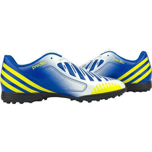Ghete fotbal adidas Predito LZ TRX TF