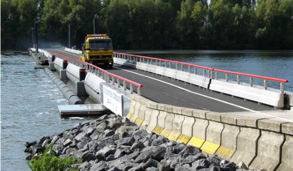 Infrastructuur   Bayards Aluminium Constructies