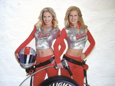 287 best coors light images on pinterest coors light ale and beer coors light beer girls nascar aloadofball Gallery