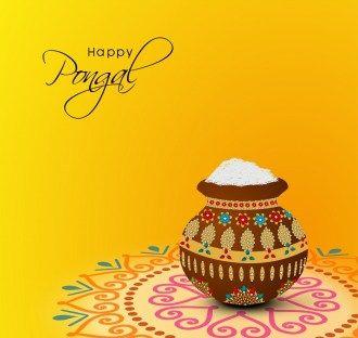 Happy #Pongal  HD Wallpaper #2018 #India #2018india