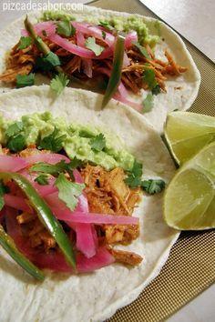Aprende a preparar esta deliciosa receta con fotos paso a paso. Sirve calientita con tortillas, guacamole o aguacate, cebollitas. ¡Para chuparse los dedos!