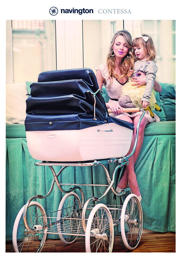 Wózek dziecięcy Navington Contessa