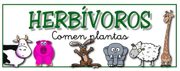 Resultado de imagen para animales herbívoros animados