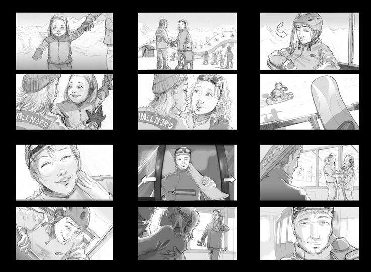 18 Best Storyboards And Comic Style Cinamatics Images On Pinterest