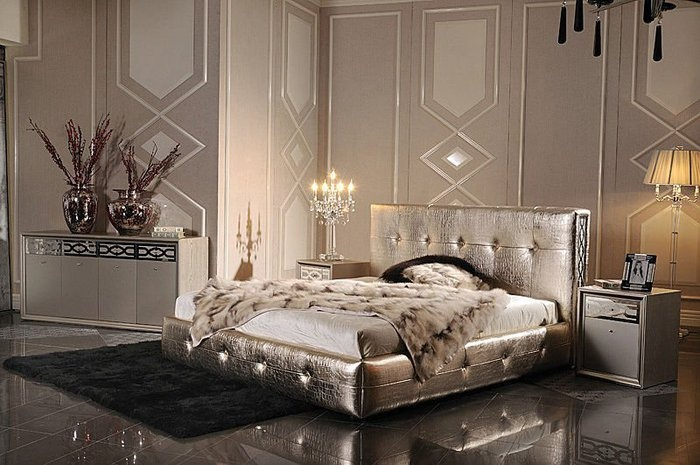 Modern Italian Beds bedroom