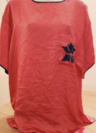 À vendre sur #vintedfrance ! http://www.vinted.fr/mode-femmes/tenues-de-nuit/28183098-haut-robe-de-nuit-victorias-secret-vintage