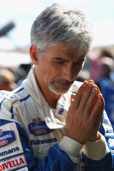 damon hill | Damon Hill Former F1 world champion Damon Hill of Great Britain ...