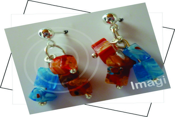TPP 0000013 Fantasía elaborados en cristal de murano
