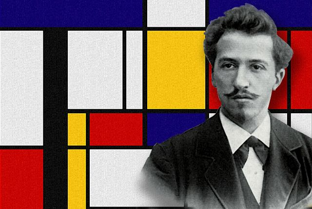 For his contribution to abstract art, Piet Mondrian is regularly regarded as one of the most influential artists of the 20th century. But there's much more to this Dutch painter than the seemingly simple lines and color blocks of his best-known works.