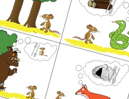 The Gruffalo Story Sequencing http://activities.tpet.co.uk/#/viewResource/id7